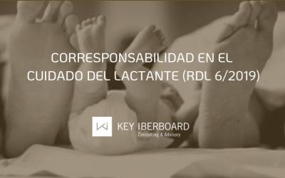 Corresponsabilidad en el Cuidado del Lactante (RDL 6/2019)