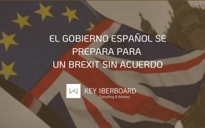 El gobierno español se prepara para un Brexit sin acuerdo